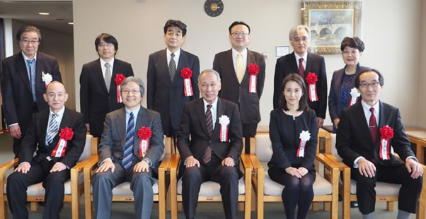日本農学賞・読売農学賞受賞のお...